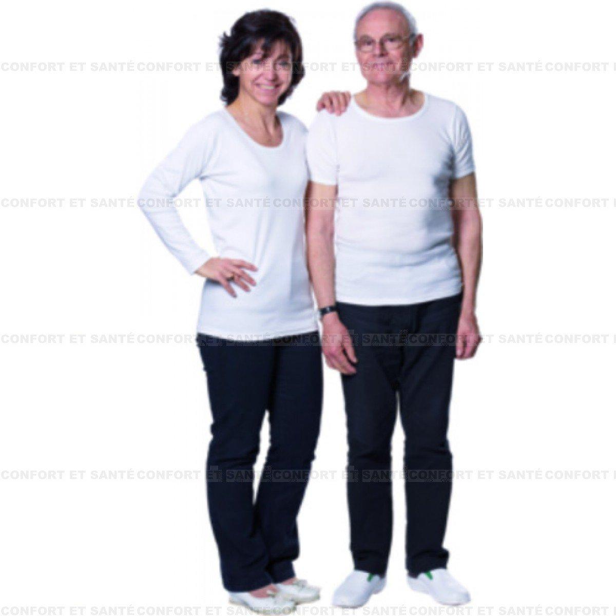 Longues Spécial Manches Shirt Homme Tee Corset PkOTXZiu
