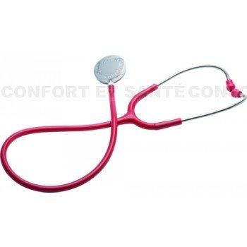 Stéthoscope Laubry® - coloris noir, marine ou rouge