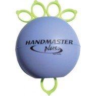Balle de force Handmaster plus - Coloris rouge, résistance moyenne.