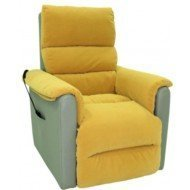 Cosy Up - Version 1 moteur, EasyClean Jaune
