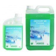 Aniosurf ND Premium - Le bidon de 5L parfum agrumes.