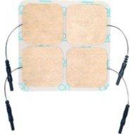 Electrodes autocollantes STIMEX - Carrées - 50 x 50 mm