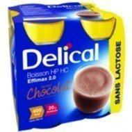 Delical Effimax 20 - Chocolat