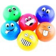 6 balles émotions