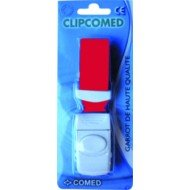 Garrot Clipcomed - Le garrot adulte rouge