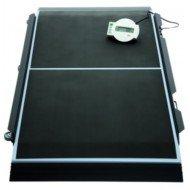 Seca 657* plateforme de pesée électronique à fonction mémoire novatrice (III) - La lampe blanche 65 cm.