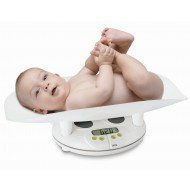 Pèse-bébé 2 en 1 Laica