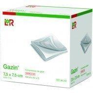 Compresses de gaze Gazin®* - 8 plis, dim. 10 x 10 cm.