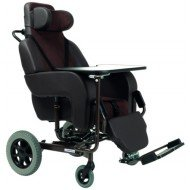 Fauteuil coquille Coraille - Jed bleu taille 38/40.