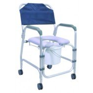 Chaise mobile douche/toilettes MAHINA