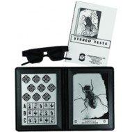 Test de la mouche - La paire de lunettes.