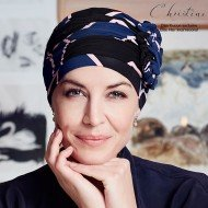 Turban Lotus bambou
