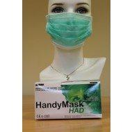 Masques de soins verts