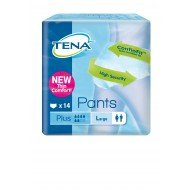 Tena pants plus large