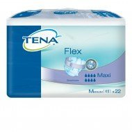 Tena flex maxi medium